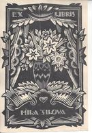 Ex Libris.90mmx135mm. - Ex-libris