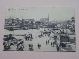 Le Grand Bassin ( Thill ) Anno 1919 ( Zie Foto's ) ! - Antwerpen
