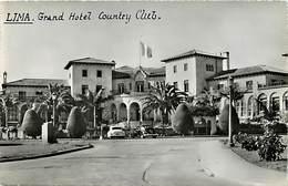 Pays Div -ref P410- Perou - Peru - Lima - Grand Hotel Country Club  - Carte Bon Etat - - Peru