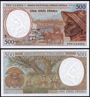 Cameroon 500 Francs 1993 UNC P-201E-a - Cameroun