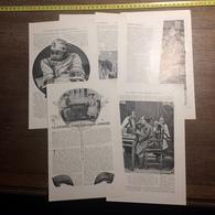 1909 DOCUMENT JOURNEE D UNE ELEGANTE CHINOISE - Vieux Papiers