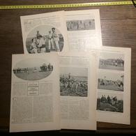 1909 DOCUMENT LA LEGION ETRANGERE COMBAT GLORIEUSEMENT AU MAROC - Vieux Papiers