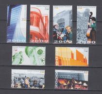 Finnland 2000 ,  Michel Nr:  1502/09  ** , Kulturhauptstadt Europas. 400 J. Helsinki - European Ideas