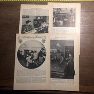 1909 DOCUMENT MADAME EST A SON CLUB NEW CENTURY DE PHILADELPHIE - Vieux Papiers