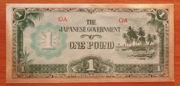 Oceania 1 Pound 1942 XF Р-4 - Andere - Oceanië
