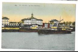CPSM 62 - Calais La Gare Maritime - Calais