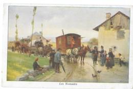 CPA - Les Nomades - Cartes Postales
