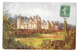 CPA - Ussé - Le Chateau - France