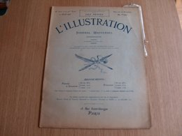 Journal L'illustration 06 Avril 1912 - Lithographies