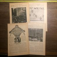 1909 DOCUMENT ON NE ¨PRETE QU AUX RICHES BONHOMME CREDIT - Vieux Papiers