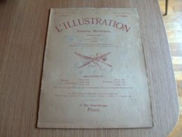 Journal L'illustration 13 Avril 1912 - Lithographies