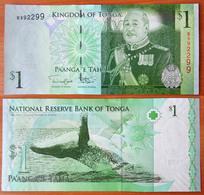 Tonga 1 Paanga 2008 Radar 992299 - Autres - Océanie