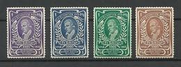 Germany 1905 Friedrich Schiller - Stiftung Vignetten Poster Stamps Spendemarken 1 Pfg MNH - Cinderellas