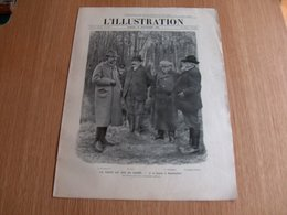 Journal L'illustration 28 Novembre  1908 - Lithographies