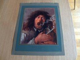 Journal L'illustration Supplément Du 6 Févier 1909 Adrien Brauwer Le Fumer - Lithographies