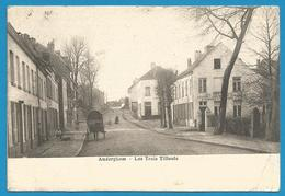 (G013) AUDERGHEM - Les Trois Tilleuls - Estaminet Auberge - Oudergem - Auderghem