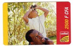GABON Prépayée CELTEL - Gabon