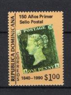 DOMINICANA REP. Yt. 1081 MNH** 1990 - Dominican Republic