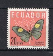 ECUADOR Yt. 676° Gestempeld 1961 - Equateur