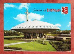Eindhoven, EF Europa Bamberg, MS 125 Jahre Mikroskope Aus Wetzlar Lahn, Nach Ettlingen 1978 (68658) - Eindhoven