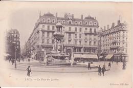 CPA -  11. LYON La Place Des Jacobins - Lyon