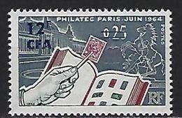 "Reunion YT 359 "" Philatélie "" 1964 Neuf** - Reunion Island (1852-1975)"