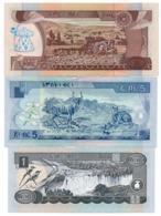 1997 // NATIONAL BANK OF ETHIOPIA // Commémorative // 1/5/10/50/100 BIRR  // AU - Ethiopie