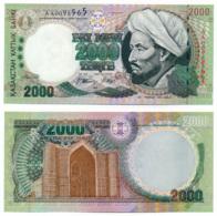 1996 // KAZAKSTAN // Commemorative // 2 000 Tenge // UNC - Kazakhstan