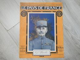 PAYS DE FRANCE N°87. 15 JUIN 1916. GENERAL NIVELLE. - Magazines & Papers