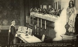 ST AGATHA SHRINE - Christentum