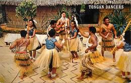 Pays Div -ref P371- Tonga - Tongan Dancers - - Tonga