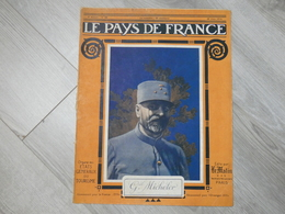 PAYS DE FRANCE N°88. 22 JUIN 1916. GENERAL MICHELER - Magazines & Papers