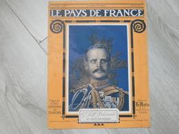 PAYS DE FRANCE N°89. 29 JUIN 1916. GENERAL SIR W BIRDWOOD. - Magazines & Papers