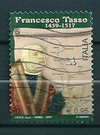 2017  FRANCESCO TASSO  USATO - 6. 1946-.. Repubblica