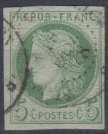 #134# COLONIES GENERALES N° 17 Oblitéré Saint-Pierre-et-Miquelon - Cérès