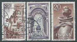 1976 SPAGNA USATO MONASTERO DI SAN PEDRO DE ALCANTARA - F13-2 - 1931-Today: 2nd Rep - ... Juan Carlos I