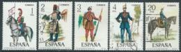 1977 SPAGNA USATO UNIFORMI MILITARI - F13-5 - 1931-Today: 2nd Rep - ... Juan Carlos I