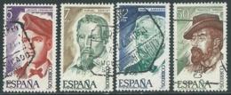 1977 SPAGNA USATO UOMINI ILLUSTRI - F13-7 - 1931-Today: 2nd Rep - ... Juan Carlos I