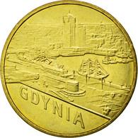 Monnaie, Pologne, Gdynia, 2 Zlote, 2011, Warsaw, TTB+, Laiton, KM:783 - Pologne