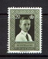 LIECHTENSTEIN....MNH...1956 - Liechtenstein