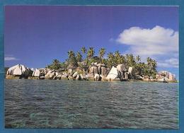 SEYCHELLES ILE DE COCO LA DIGUE UNUSED - Seychelles