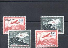 FRANCE N°2 A 5 - Unused Stamps