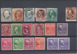 16989) USA Collection Postmark Cancel - Collections