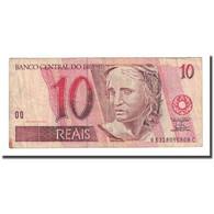 Billet, Brésil, 10 Reais, Undated (1994), KM:245f, TB+ - Brésil