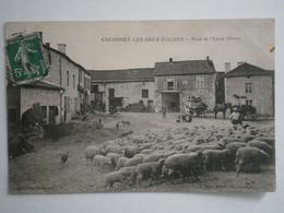 FERME Moutons COLOMBEY Les DEUX églises HTE MARNE Chaumont Langres Bourbonne Ph. RALE Bar Sur Aube Collection DEMARSON - Colombey Les Deux Eglises