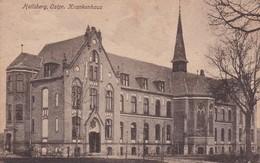 HEILSBERG, Ostpr, KRANKENHAUS - Ostpreussen