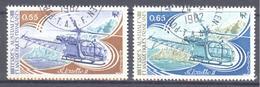 Terres Australes Et Antarctiques Françaises (TAAF) : Yvert N° 92/93° - Tierras Australes Y Antárticas Francesas (TAAF)