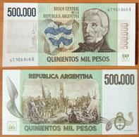 Argentina 500000 Pesos 1980-1983 UNC - Argentine