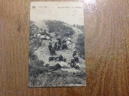 Heyst Sur Mer Dans Les Dunes Le Tobbogan - Cartes Postales
