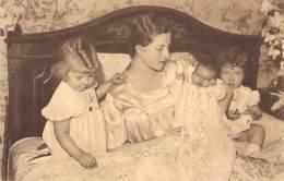 FAMILLES ROYALES Royal Families : SAR Madame La COMTESSE De PARIS - CPA - Königliche Familien / Koninklijke Families - Familles Royales